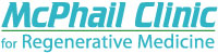 image of the logo for McPhail Clinic for Regenerative Medicine